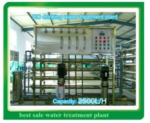 RO Drinking Water Purifier Plant 2500L/H