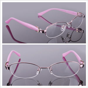 Woman′s Acetate Frame /New Arrival Eyeglass Frame/ Full Rim Eye Glass (2507) pictures & photos