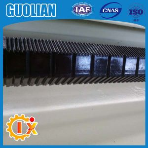 Gl-705 Factory Outlet Automatic Equipment for Cotton Printed Tape Cutter pictures & photos