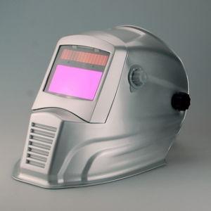 Auto Darkening Welding Helmet (WH7711 Silver) pictures & photos