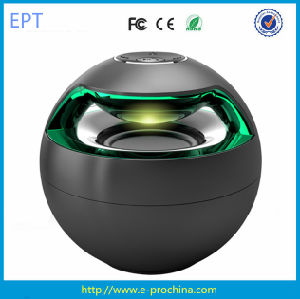 Portable LED Lighting Waterproof Wireless Bluetooth Speaker for Mobile pictures & photos
