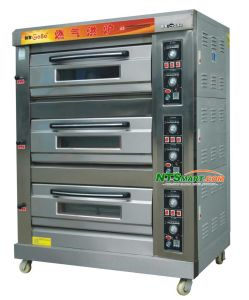 Gas Baking Oven (01051500000970) pictures & photos