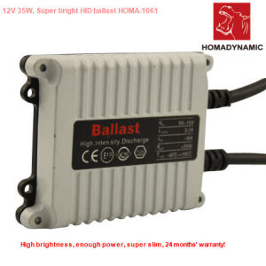 Error Free 12V 35W HID Xenon Ballast AC/DC All Sales in Big Quantity 12 Months′ Warranty pictures & photos