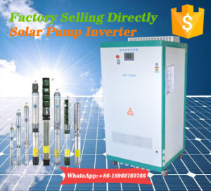 High Efficiency MPPT 3 Phase Pump Motor Inverter with 99.6% High Efficiency pictures & photos