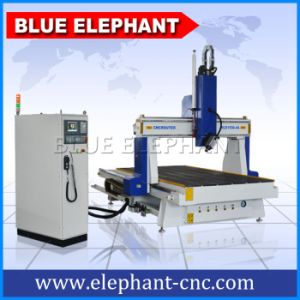 1530 4 Axis CNC Router for Sale, 4-Axis Wood CNC Router pictures & photos