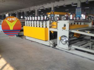 PVC Plastic Formwork Machine for Construction pictures & photos