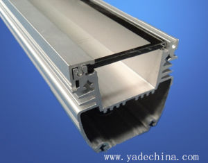 Aluminum Extrusion for LED Wall Washer Light pictures & photos