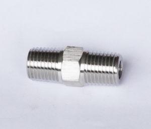 Stainless Steel Hex Nippl