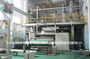 3.7m SSS Production Line for PP Spun Bond Non Woven Fabric pictures & photos