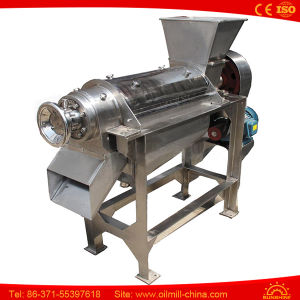 High Grade Mango Juice Extractor Processing Fruit Making Juicer Machine pictures & photos
