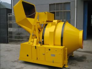 500L Diesel Concrete Mixer Jzr500A pictures & photos