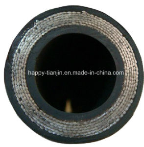 Very High Pressure 6 Spiral Wire Hydraulic Hose pictures & photos