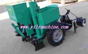 Potato Planter with Fertilizer Function for Walking Tractor pictures & photos