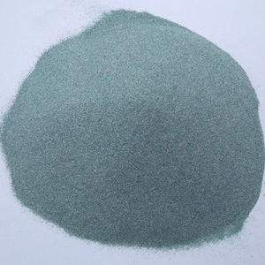 Black and Green Silicon Carbide Abrasives
