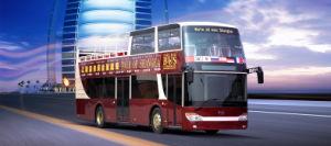 Ankai Luxury Double Deck Bus pictures & photos