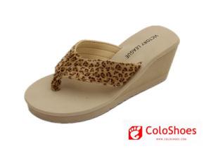 My Coface New Design Fashion High Heel Slipper