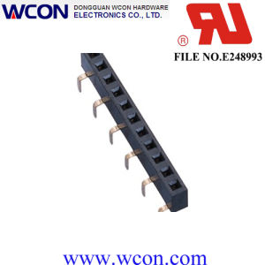 2.54 mm H = 5.0 mm Single Centipede Female Header pictures & photos