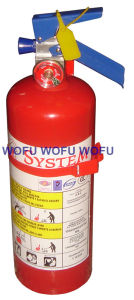 2kg Dry Powder Fire Extinguisher for Mexico pictures & photos