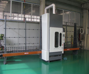 Manufacturer Supply PLC Control Glass Sandblasting Machine Sz-PS2000