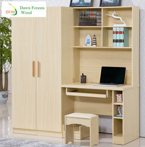 Desk and Wardrobe Cabinet Furniture pictures & photos