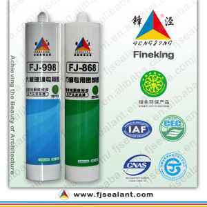 Waterproof Quick-Drying High Quality Food Grade Silicone Sealant pictures & photos