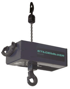 Stagemaker Chain Hoist Electric Motor