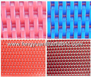 Pet Plain Weave Flat Yarn Fabric pictures & photos