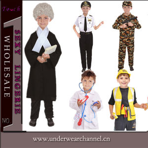 2016 Newest Children Cosplay Hallowen Costume (TJP0099) pictures & photos