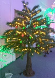 Yaye LED Simulation Pine Tree, LED Pine Tree Light, LED Decorative Tree for Office/Home pictures & photos