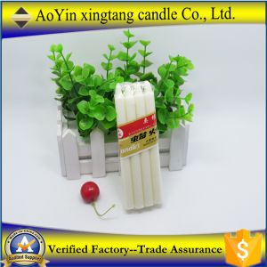 Cheap White Wax Candle/White Household Daily Use Candle pictures & photos