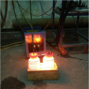 Mini Induction Heating Melting Furnace 1-2kg for Gold Silver Copper Smelting