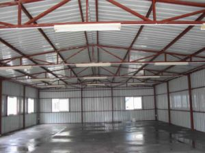 Cheap Steel Structure Garage/Shed (LTT150) pictures & photos