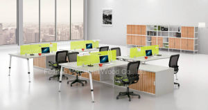 Large Staff Working Area Modern Office Workstation Office Partion (HF-A13) pictures & photos