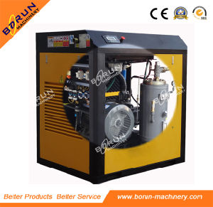 Whole Set Screw Type Air Compressor pictures & photos