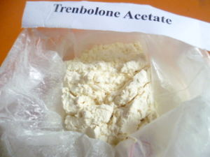 Anabolic Finaplix Trenbolone Acetate Raw Steroid Powder pictures & photos
