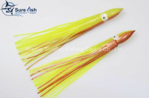 Top Quality Soft Plastic Octopus Skirt Fishing Lure pictures & photos