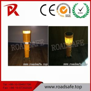 Traffic Block Solar Warning Traffic Cone Light pictures & photos