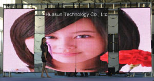 P18.25 Full Color SMD Soft LED Curtain (FLC-3000) pictures & photos