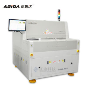 UV Laser Drilling Machine, for Both Blind Hole and Through Via pictures & photos
