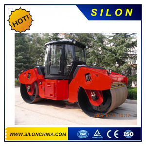 China Brand 14ton Hydraulic Double Drum Vibratory Roller (Ltc214) pictures & photos