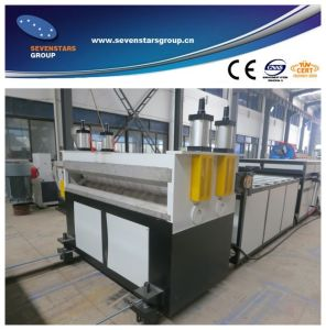 PC PE PP Corrugated Plastic Sheets Making Machine Line pictures & photos