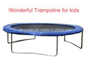 Kids Indoor Bungee Bungee Trampoline Bed pictures & photos