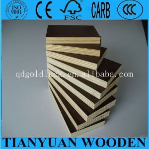 Factory-Sale Mr Glued Film Faced Plywood pictures & photos