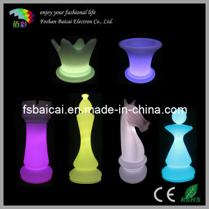 LED Glow Chess Light