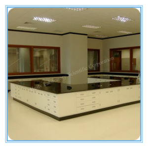 Glass Phenolic Resin Steel Lab Furniture pictures & photos