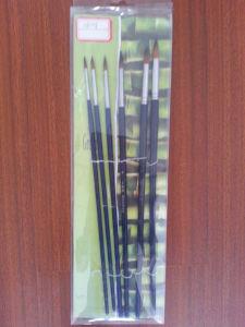 Nylon Painting Brush, Bristle Art Painting Brush pictures & photos