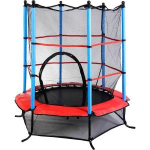 Sld-55inch New Style Customzied Trampoline with Safey Net, Children Trampoline pictures & photos