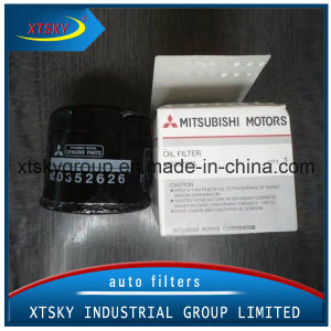 Hot Sale Auto Oil Filter MD352626 pictures & photos