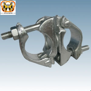 Construction Bs1139/En74 Scaffolding Swivel Straight Fittings pictures & photos