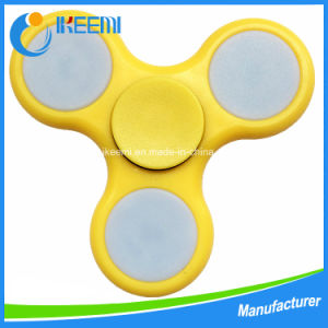 New Design Fidget Spinner Toys EDC Hand Spinner with LED Light pictures & photos
